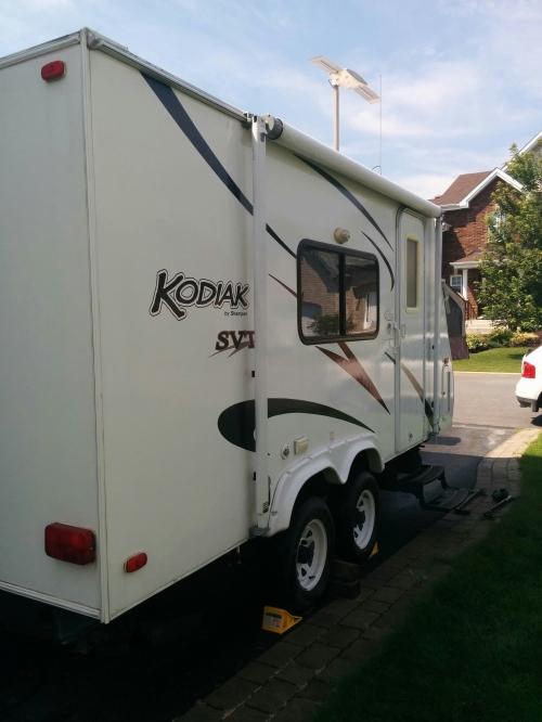 Kodiac SVT-180