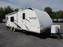 Keystone RV Passport 285RL