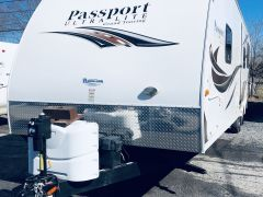 Keystone RV Passport 3100RK