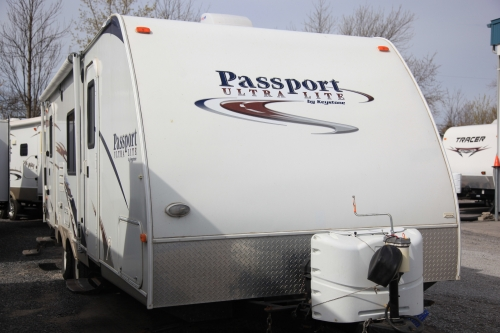 Keystone RV Passport SL Super-lite series PP245