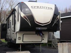 Keystone RV Sprinter 353FW
