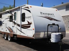 Keystone RV Passport Ultra-Lite GT Series 2650BH