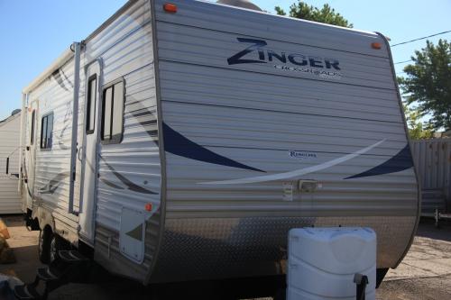 Crossroads RV Zinger ZT-250-SB