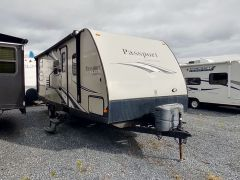 Keystone RV Passport Ultra-Lite GT Series 2400BH