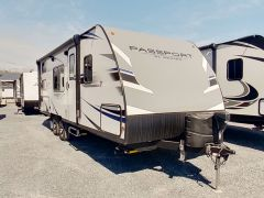 Keystone RV Passport SL Super-lite series 239ML