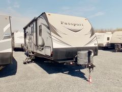 Keystone RV Passport Ultra-Lite GT Series 2520RL