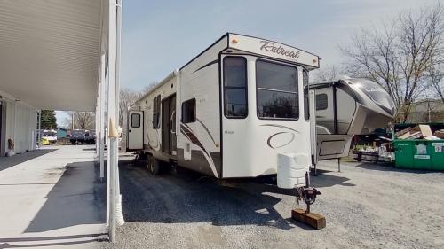 Keystone RV Retreat 39FKSS
