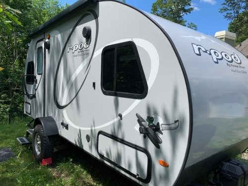 Forest River R-Pod 189 – Hood River Edition